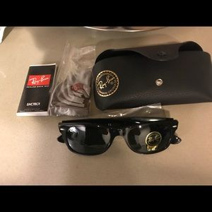 Genuine Ray Ban 100% UV protect G-15 Sunglasses